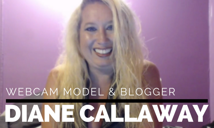 YouTube Interview with Camgirl and Blogger Diane Callaway