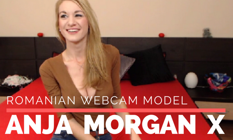 YouTube Interview With Romanian Webcam Model Anja Morgan