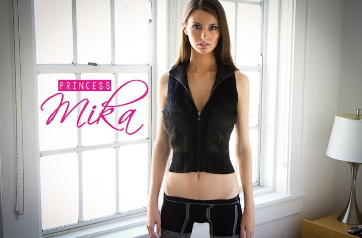 Virtual Dominatrix and Blogger, Princess Mika