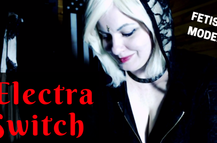 YouTube Interview with Fetish Model Electra Switch