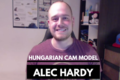 Introducing Male Chaturbate Model Alec Hardy [Video]