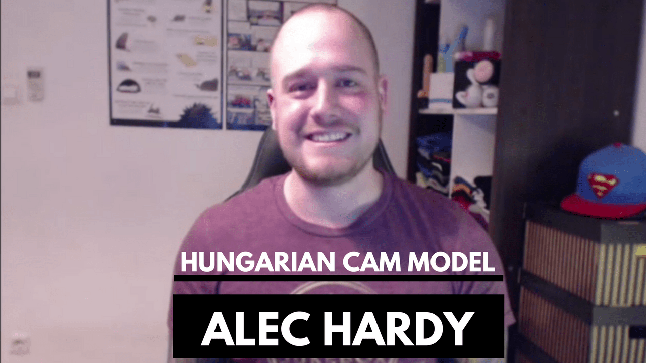 male chaturbate model alec hardy interview