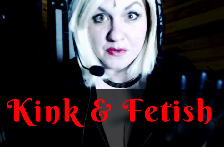 Electra Switch on Kink and Fetish Camming [Video]