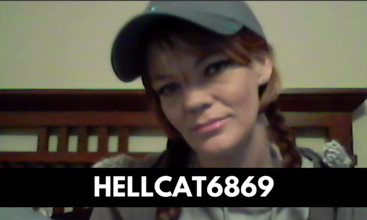 OCamgirl Interviews Chaturbate Model HellCat6869 [Video]